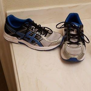 Asics mens size 11 gel ortholite shoes